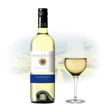 Somerton Chardonnay Australian White Wine 750 ml, SOMERTONCHARDONNAY の画像