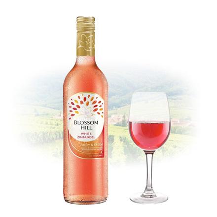 Blossom Hill White Zinfandel Californian Pink Wine 750 ml, BLOSSOMZINFANDEL の画像