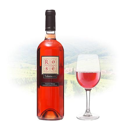 Talamonti Rose Cerasuolo D'Abruzzo Italian Pink Wine 750 ml, TALAMONTIROSE の画像