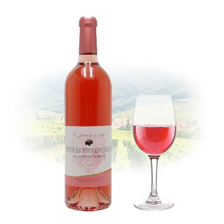 Ferraud & Fils Côtes de Provence Rose French Pink Wine 750 ml, FERRAUDROSE の画像
