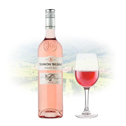 Ramon Bilbao Rosado Rioja Spanish Pink Wine 750 ml, RAMONRIOJA の画像