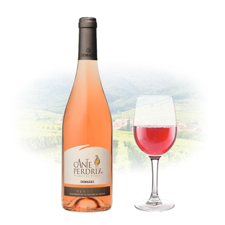Canteperdrix Rose Ventoux French Pink Wine 750 ml, CANTEPERDRIXROSE の画像