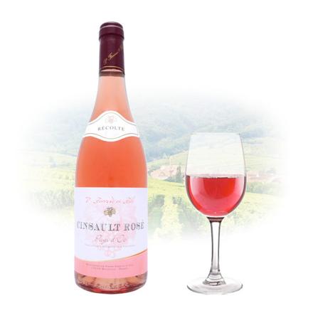 Ferraud & Fils Cinsault Rose French Pink Wine 750 ml, FERRAUDCINSAULT の画像
