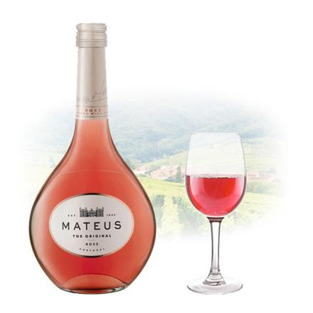 Mateus The Original Rose Portuguese Pink Wine 750 ml, MATEUSROSE750 の画像