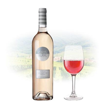 Gerard Bertrand Gris Blanc French Pink Wine 750 ml, GERARDBLANC の画像
