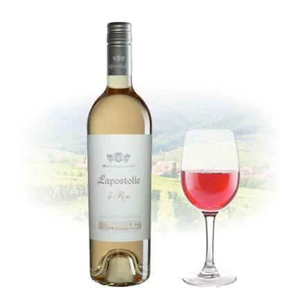 Lapostolle Le Rose Grand Selection Chilean Pink Wine 750 ml, LAPOSTOLLEROSE の画像