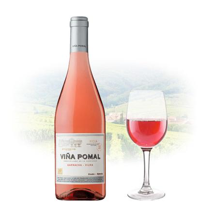 Viña Pomal Garnacha Viura Rose Spanish Pink Wine 750 ml, VINAPOMALROSE の画像