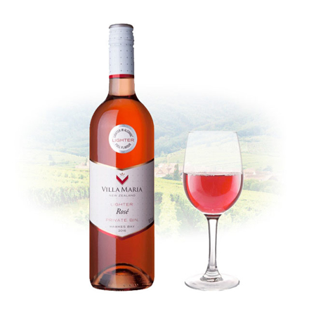 Villa Maria Private Bin Rose New Zealand Pink Wine 750 ml, VILLAMARIAROSE の画像