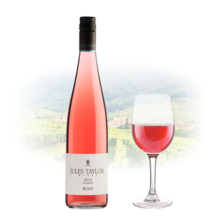 Jules Taylor Gisborne Rose New Zealand Pink Wine 750 ml, JULESTAYLORROSE の画像