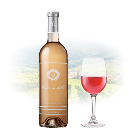 Clarendelle Bordeaux Rose French Pink Wine 750 ml, CLARENDELLEROSE の画像
