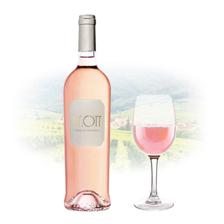 BY.OTT Rose Côtes de Provence French Pink Wine 750 ml, BY.OTTROSE の画像