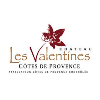 ブランド Chateau Les Valentines 用の画像