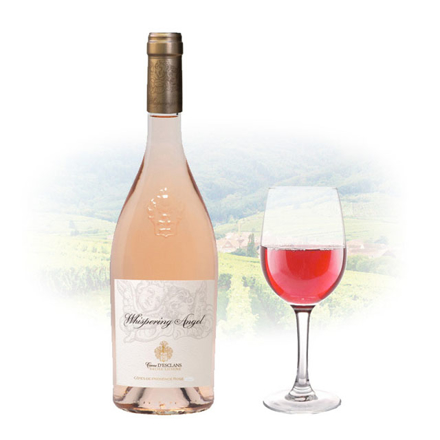 Chateau d'Esclans Whispering Angel Cotes de Provence Rose French Pink Wine 750 ml, CHATEAUPROVENCEROSE の画像