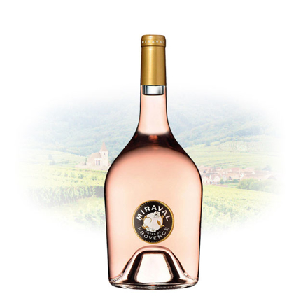 Miraval Rose Cotes de Provence French Pink Wine 750 ml, MIRAVALROSE の画像