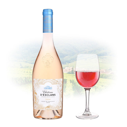Chateau d'Esclans Rose French Pink Wine 750 ml, CHATEAUD'ESCLANSROSE の画像