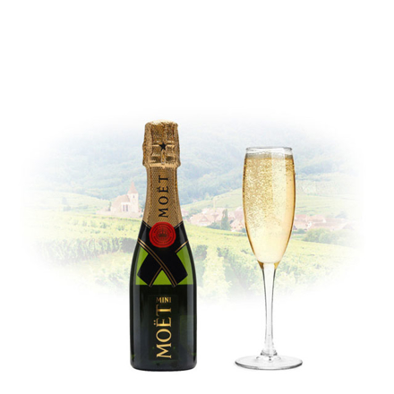 Moet & Chandon Brut Imperial Champagne 200ml Miniature, MOETIMPERIAL の画像