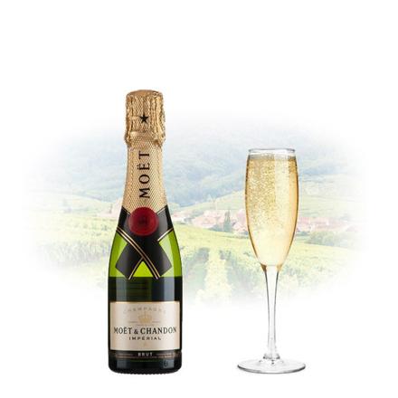 Moet & Chandon Brut Imperial Champagne 375 ml (Half Bottle), MOETIMPERIAL375 の画像