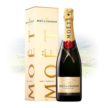Moet & Chandon Brut Imperial Champagne 750 ml, MOETIMPERIAL750 の画像