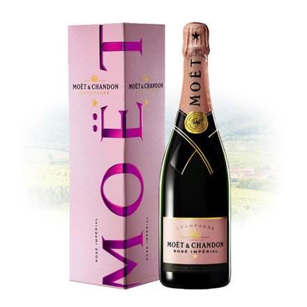 Moet & Chandon Rose Imperial Champagne 750 ml, MOETROSE750 の画像