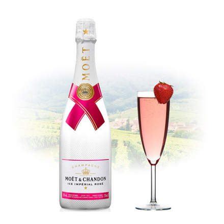 Moet & Chandon Ice Imperial Rose Champagne 750 ml, MOETICEIMPERIAL750 の画像