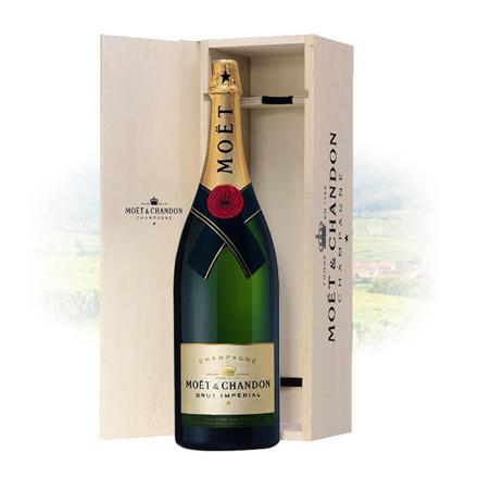 Moet & Chandon Brut Imperial Champagne 9 L Salmanazar, MOETIMPERIAL9L の画像