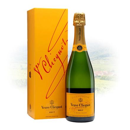 Veuve Clicquot Brut Champagne 750 ml, VEUVEBRUT750 の画像