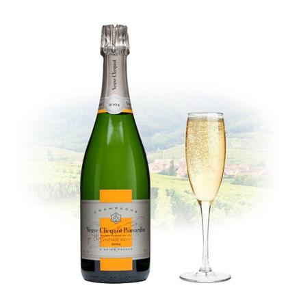 Veuve Clicquot Vintage Rich 2004 Champagne 750 ml, VEUVERICH2004 の画像