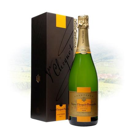Veuve Clicquot Brut Vintage 2004 Champagne 750 ml, VEUVEBRUT2004 の画像