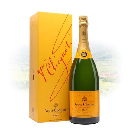 Veuve Clicquot Brut Champagne 1.5L Magnum, VEUVEBRUT1.5L の画像