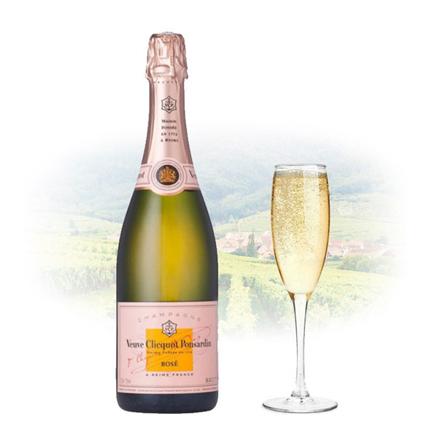 Veuve Clicquot Rose Champagne 1.5L Magnum, VEUVEROSE1.5L の画像