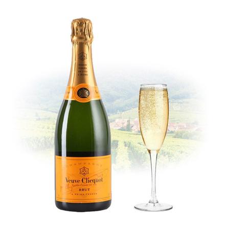 Veuve Clicquot Brut Champagne 3L Jeroboam, VEUVEBRUT3L の画像