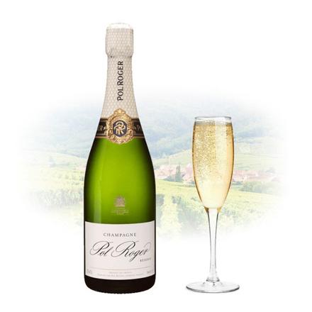 Pol Roger Reserve Brut Champagne 750 ml, POLROGERRESERVE の画像