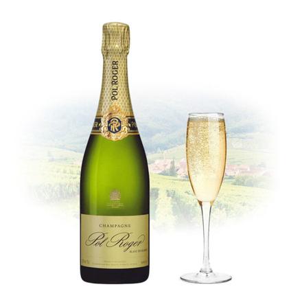 Pol Roger Blanc de Blancs Vintage Champagne 750 ml, POLROGERDEBLANCS の画像