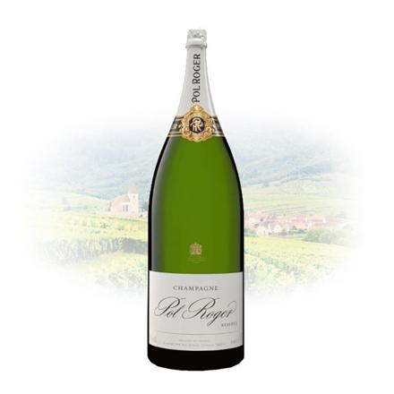 Pol Roger Reserve Brut Champagne 1.5L Magnum, POLROGERRESERVE1.5L の画像
