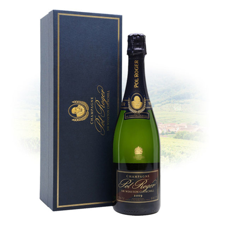 Pol Roger Sir Winston Churchill Champagne 750 ml, POLROGERCHURCHILL の画像