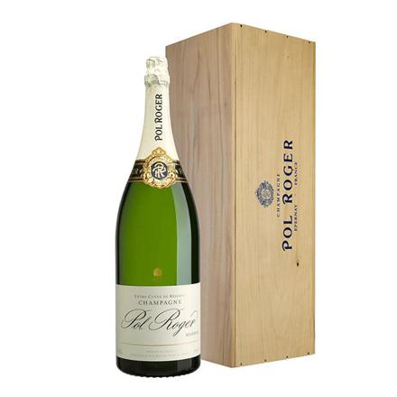 Pol Roger Reserve Brut Champagne 15L Nabuchodonosor, POLROGERRESERVE15L の画像