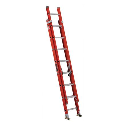 Ame's Fiberglass Extension Ladder 2x12, 02021 の画像