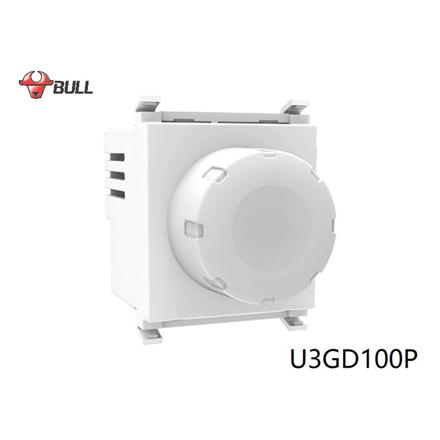 Bull Dimmer Switch (White), U3GD100P の画像