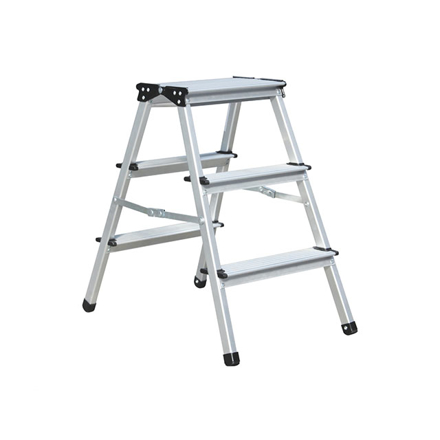 Picture of Jinmao Aluminum 3 Steps Folding Ladder, JMAO88203