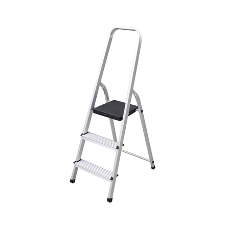 Jinmao Aluminum 3 Steps Household Ladder 150kg, JMAO113103 の画像