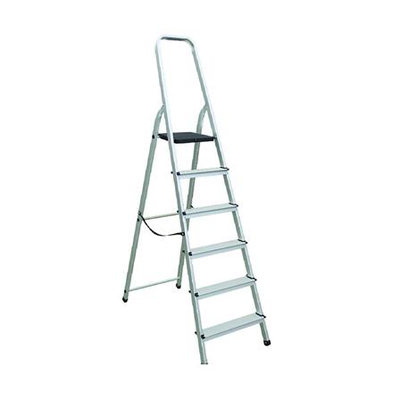 Jinmao Aluminum 6 Steps 6 Ft. Height Ladder 150kg, JMAO113106 の画像