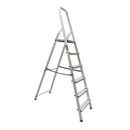 Jinmao Aluminum 8 Steps 6 Ft. Height Ladder 150kg, JMAO113108 の画像