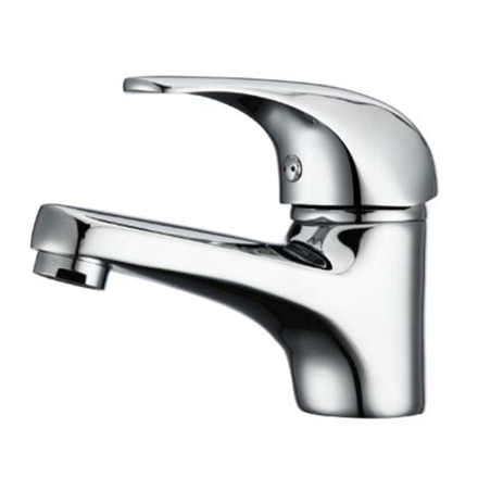 Omega Basin Faucet Lift Type Handle 1/2 in x 4 in, FC-4005 の画像