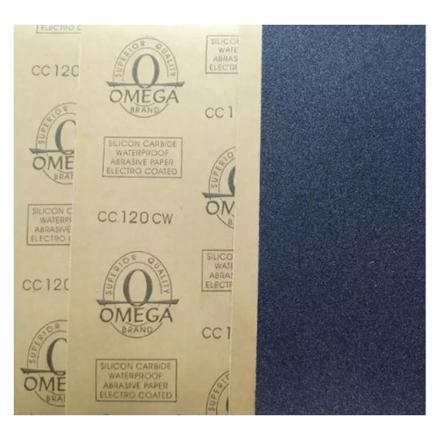 Omega Waterproof Sand Paper (#36, #60, #80, #100, #120, #150, #180, #220, #240, #280, #320, #360, #400, #600, #800, #1000, #1200, #1500, #2000), #36 の画像