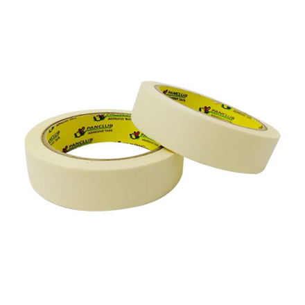 Panclub Masking Tape per Box (6mm, 12mm, 18mm, 24mm, 36mm, 48mm, 60mm, 72mm, 96mm), PMT-1 の画像