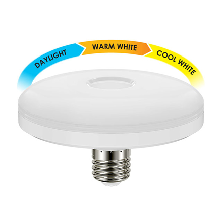 Firefly Functional LED 3-Color Ceiling Lamp UFO (15 watts, 18 watts), ECL415TC の画像
