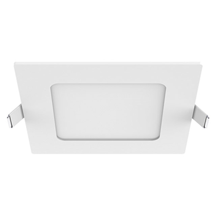 Firefly LED Square Recessed Slim Downlight (3 watts, 6 watts, 9 watts, 12 watts, 15 watts), EDL112603CW の画像