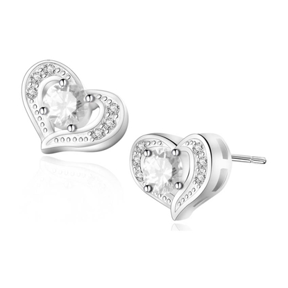 Picture of Birthstone Earrings- DS-016