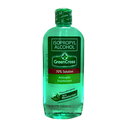 Picture of Green Cross 70% Isopropyl Alcohol with Moisturizer, GRE192