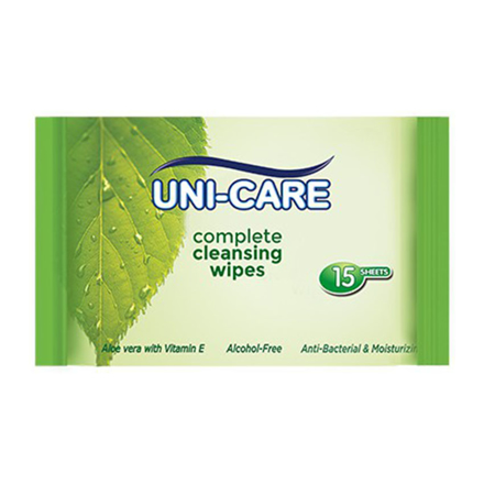 Picture of Uni-care Cleansing Wipes, UNI22A